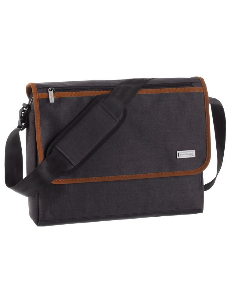 BRUNO BANANI Bruno Banani Messenger Bag mit gepolstertem Laptopfach