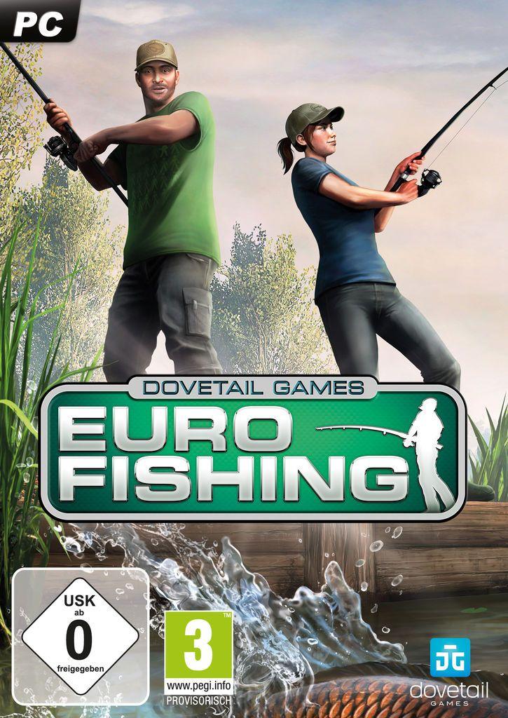 ASTRAGON Astragon PC - Spiel »Dovetail Games: Euro Fishing«