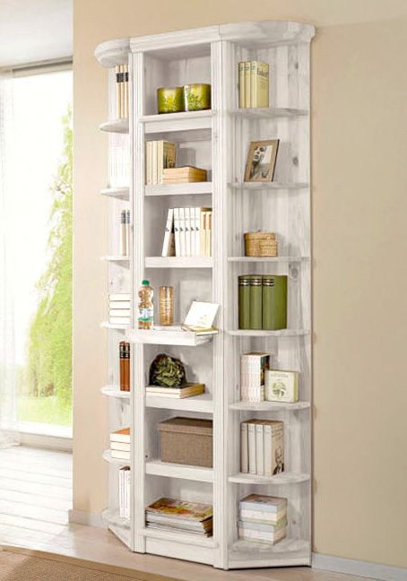 HOME AFFAIRE Bücherregal, Home affaire, »Soeren«, in 2 Höhen, Tiefe 29 cm