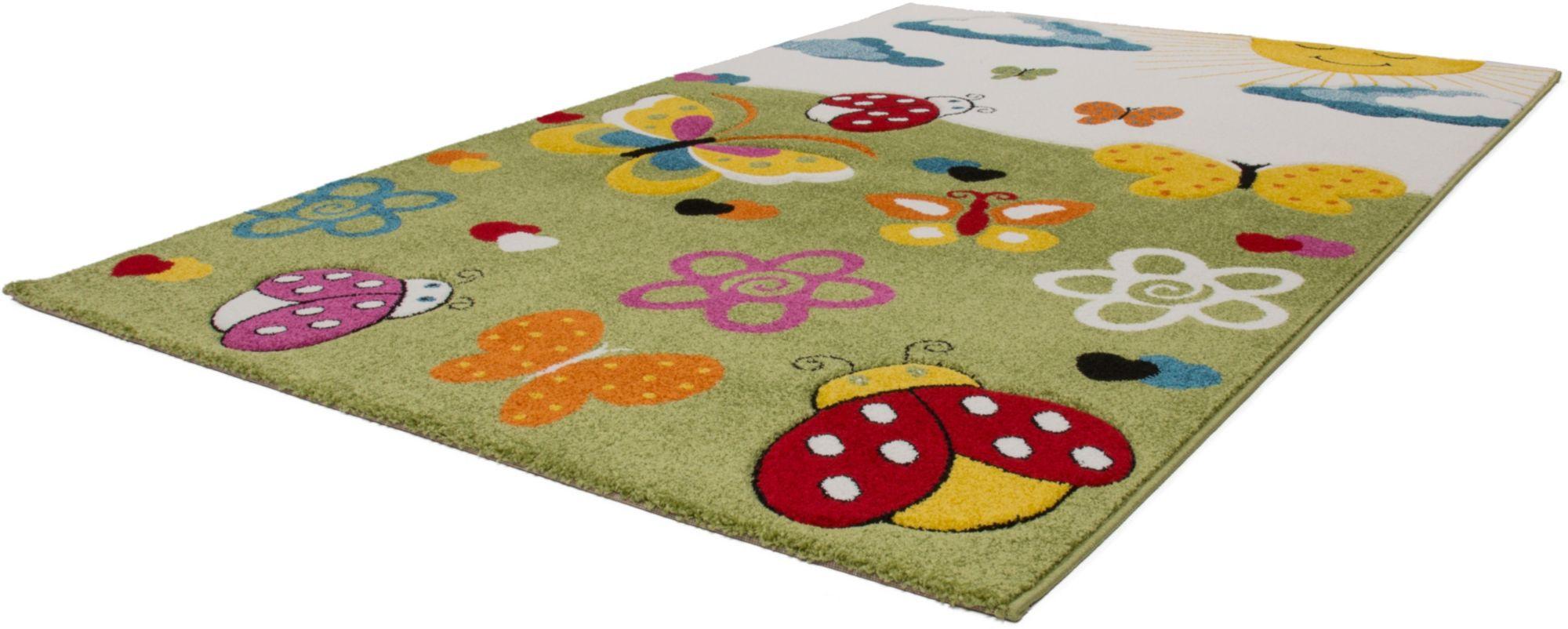 Kinderteppich, »Amigo 314«, Lalee, rechteckig, Höhe 15 mm, maschinell gewebt