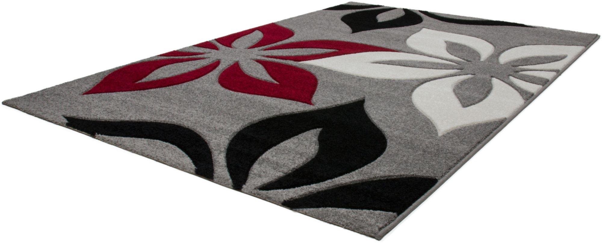 Teppich, »Havanna 420«, Lalee, rechteckig, Höhe 15 mm, maschinell gewebt