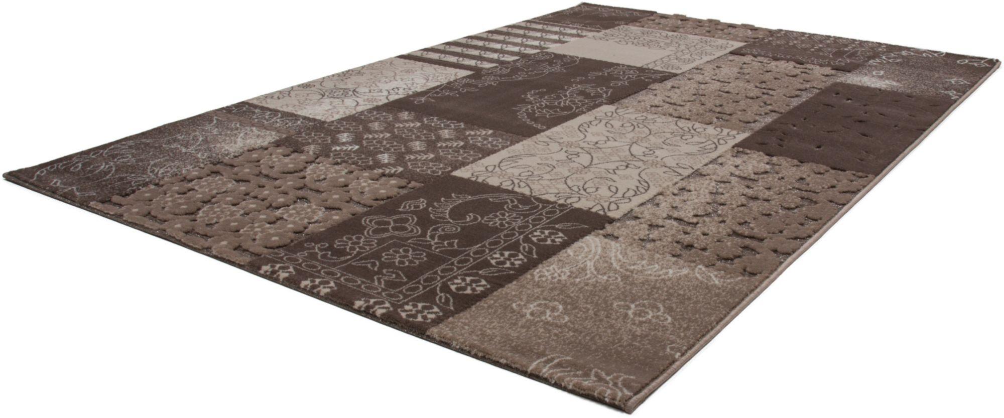 Teppich, »Jemila 536«, Lalee, rechteckig, Höhe 15 mm, maschinell gewebt