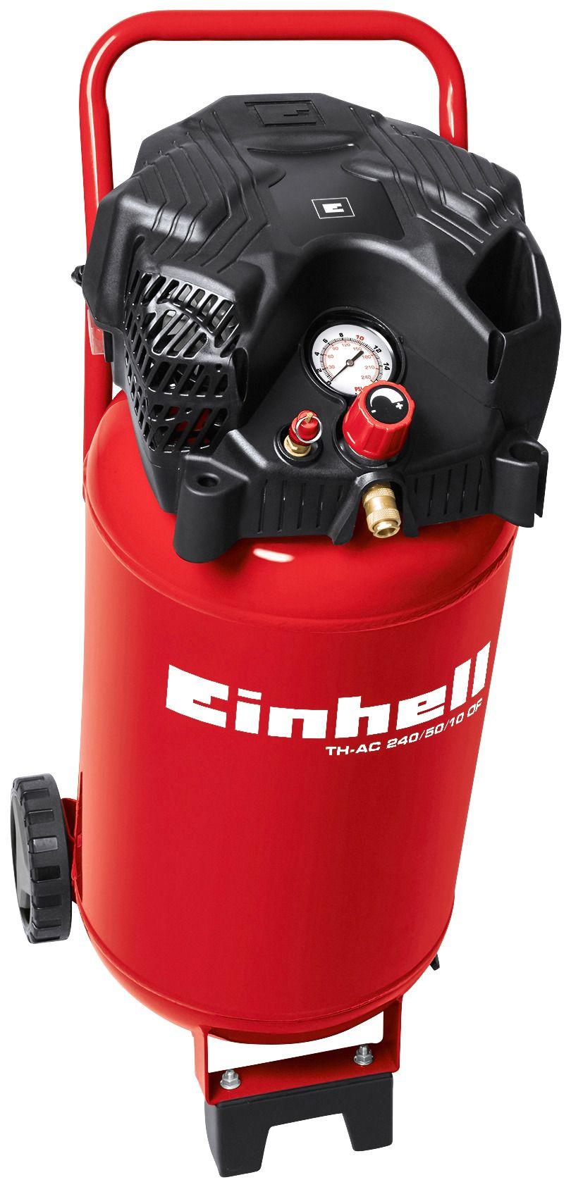 EINHELL Einhell Kompressor »TH-AC 240/50/10 OF«