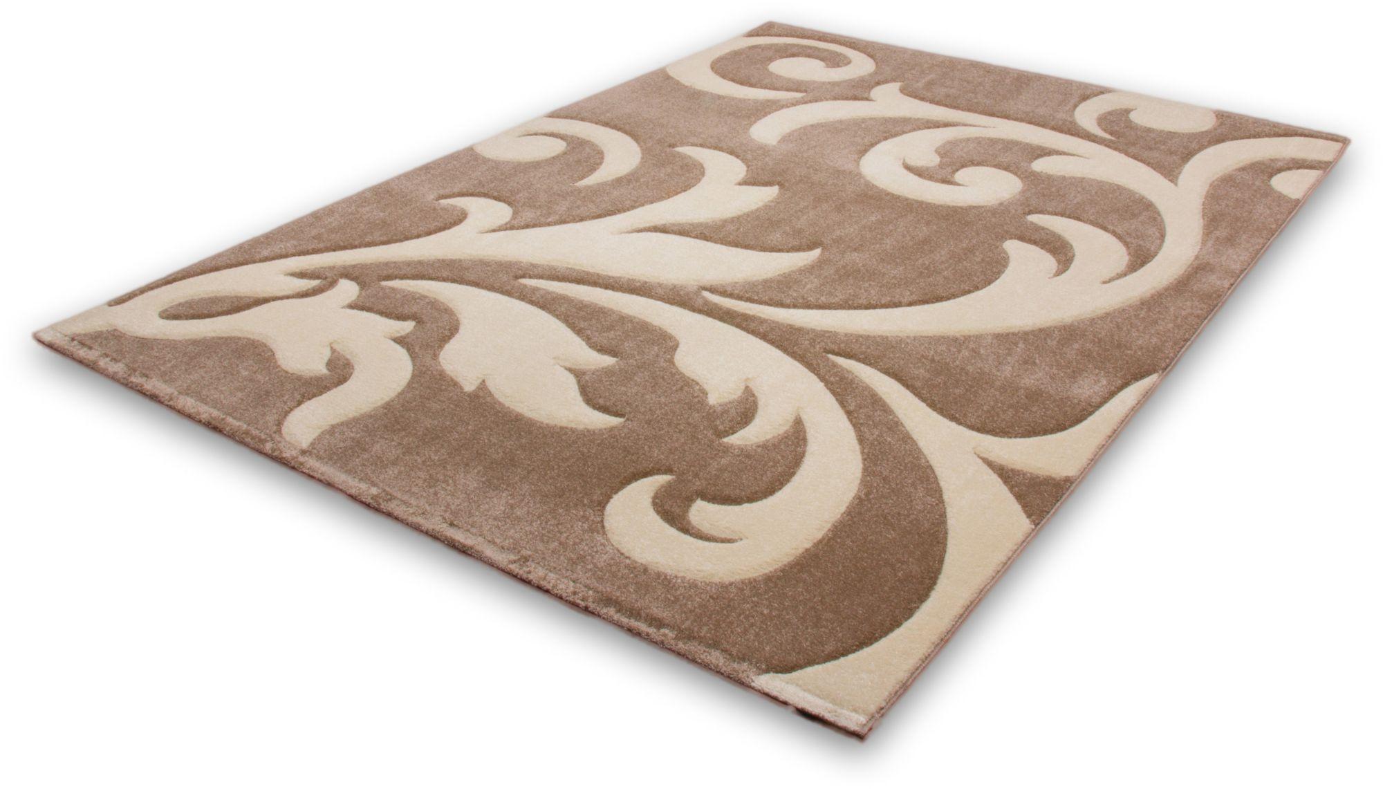Teppich, »Lambada 451«, Lalee, rechteckig, Höhe 14 mm, maschinell gewebt
