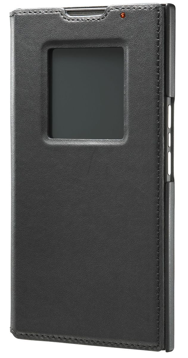 BLACKBERRY BlackBerry Handytasche »Flip Cover Leder für Priv«
