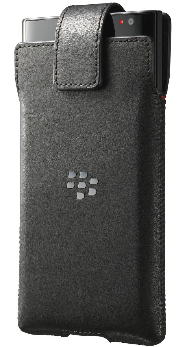 BLACKBERRY BlackBerry Handytasche »Leather Swivel Holster für Priv«