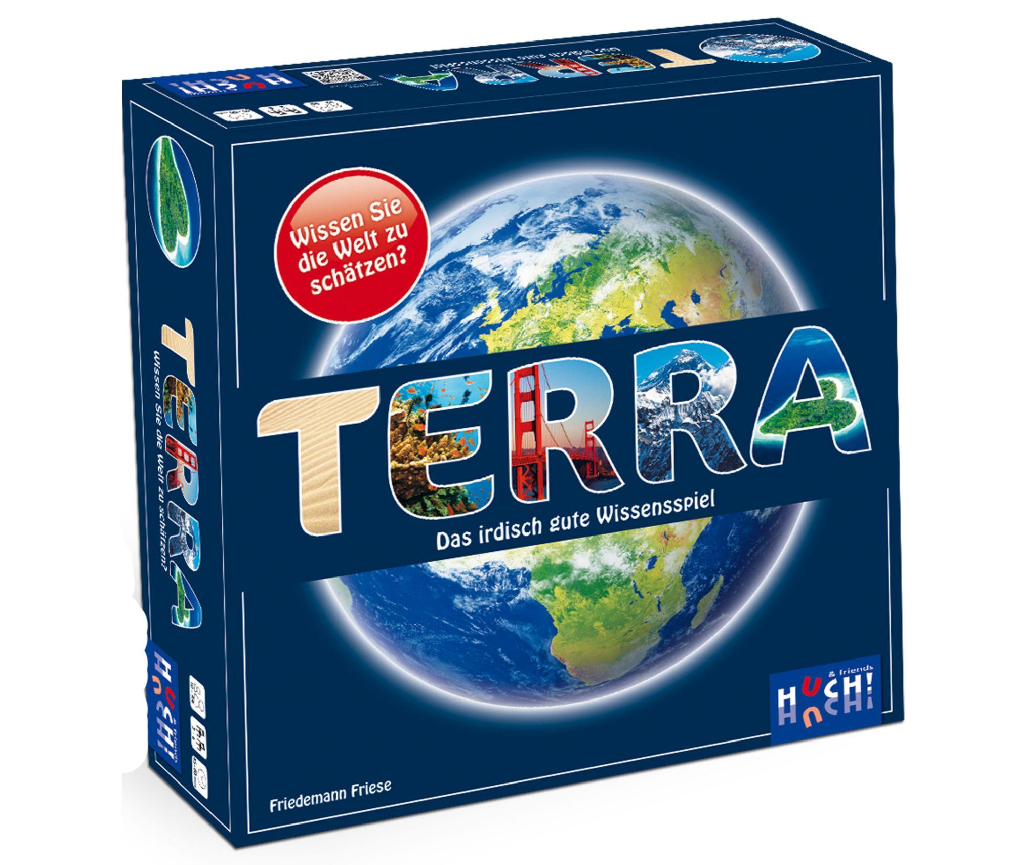 HUCH FRIENDS Huch! & friends Familienspiel, »Terra«