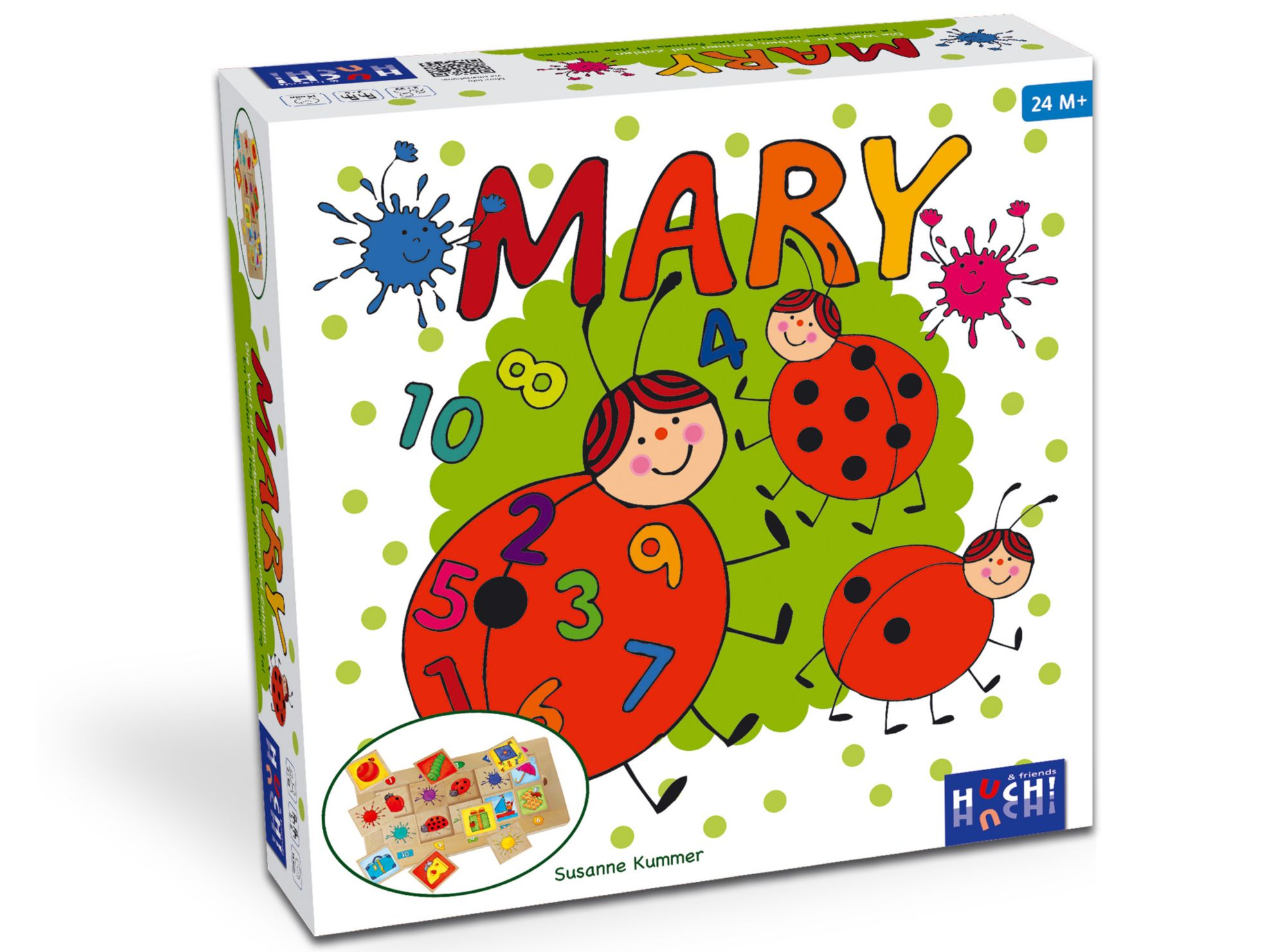 HUCH FRIENDS Huch! & friends Kinderspiel, »Mary«