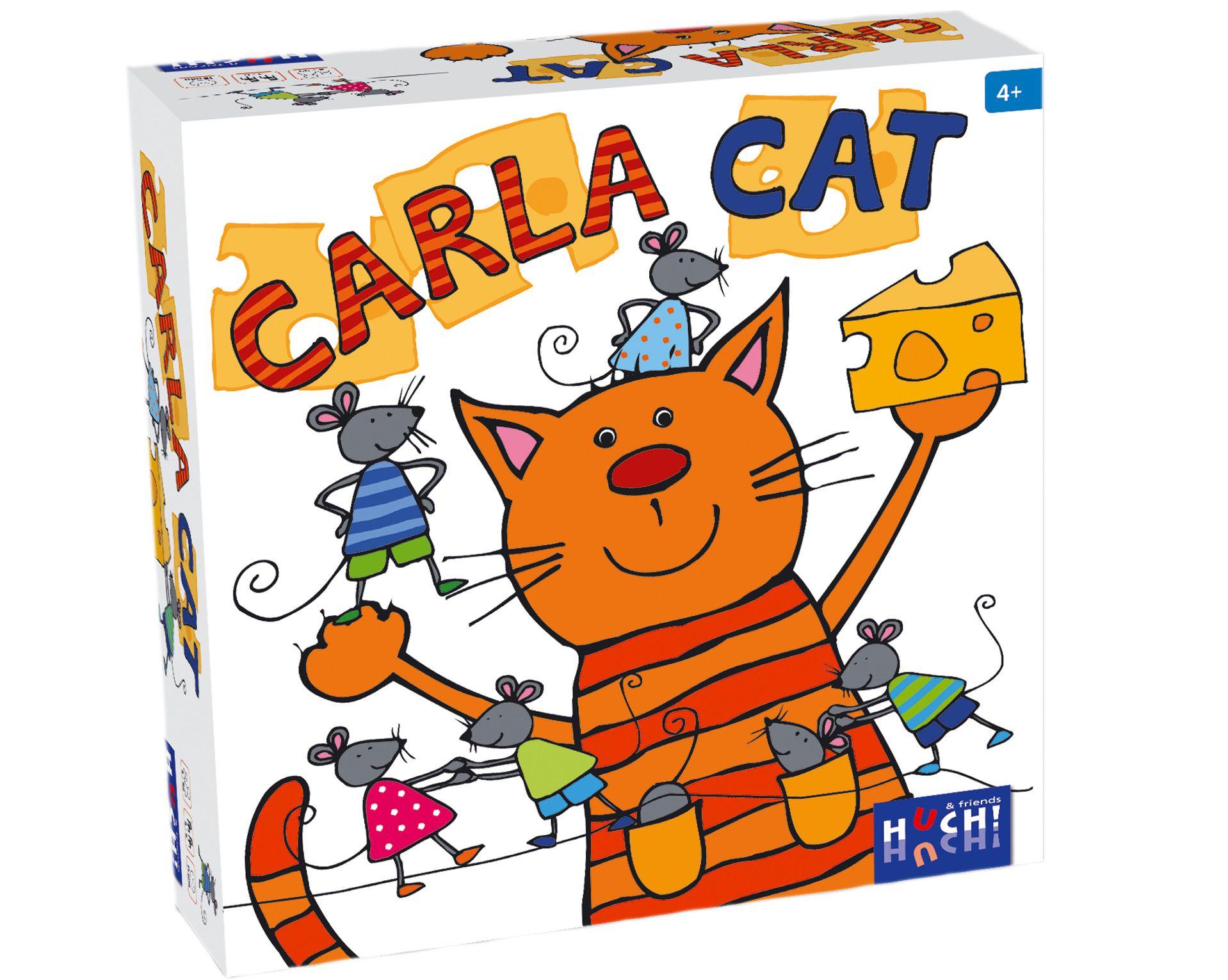 HUCH FRIENDS Huch! & friends Kinderspiel, »Carla Cat«