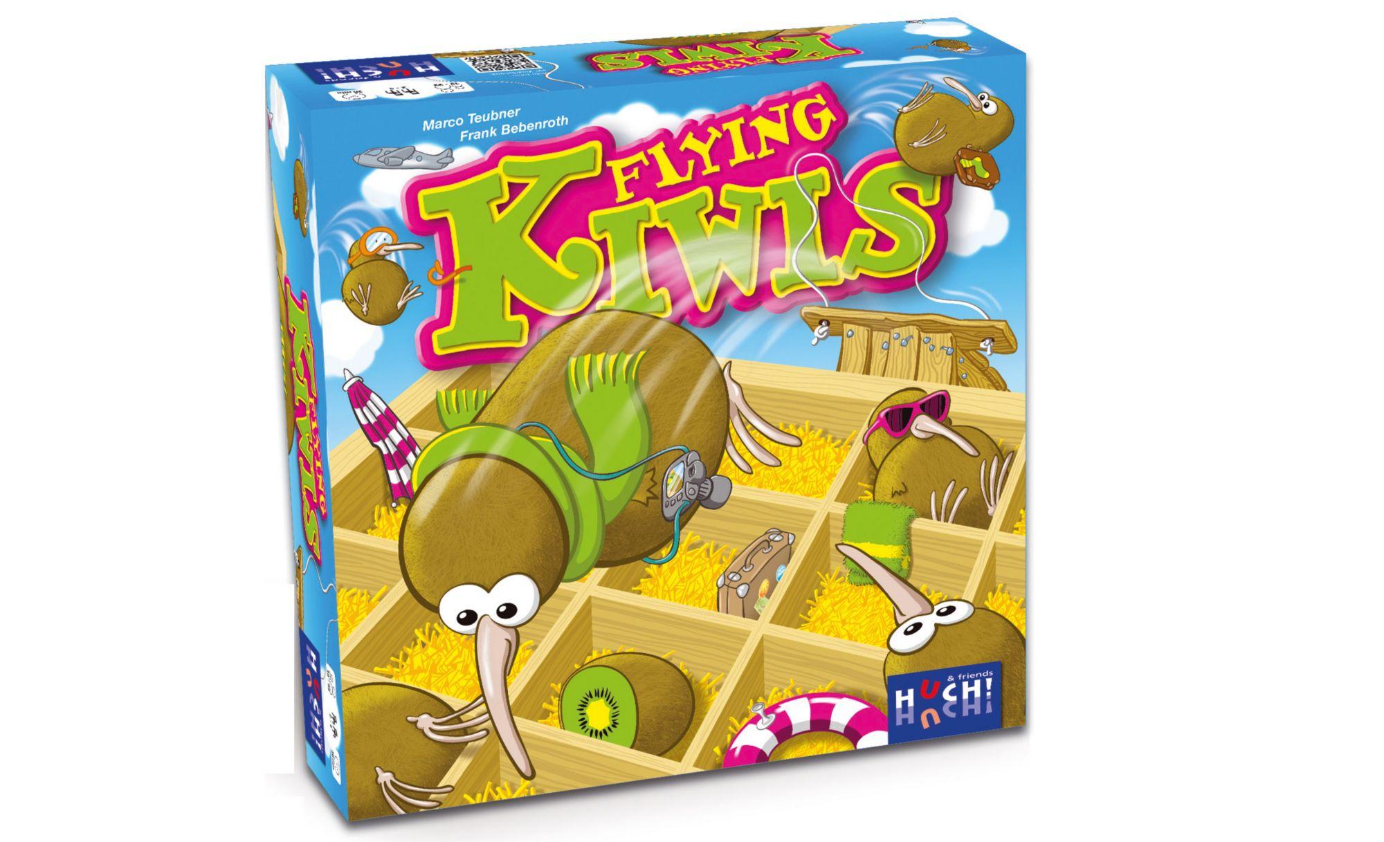 HUCH FRIENDS Huch! & friends Kinderspiel, »Flying Kiwis«