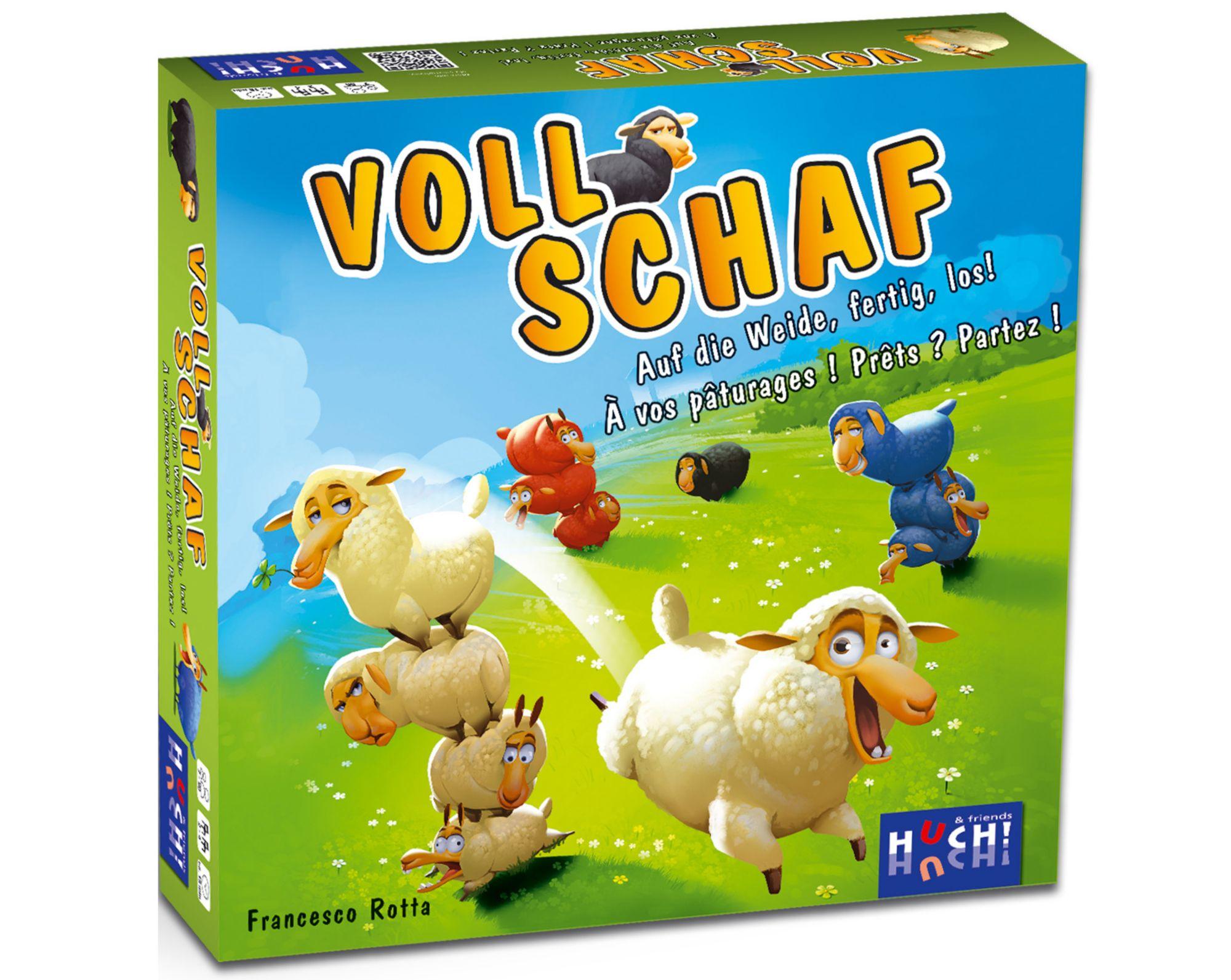 HUCH FRIENDS Huch! & friends Kinderspiel, »Voll Schaf«