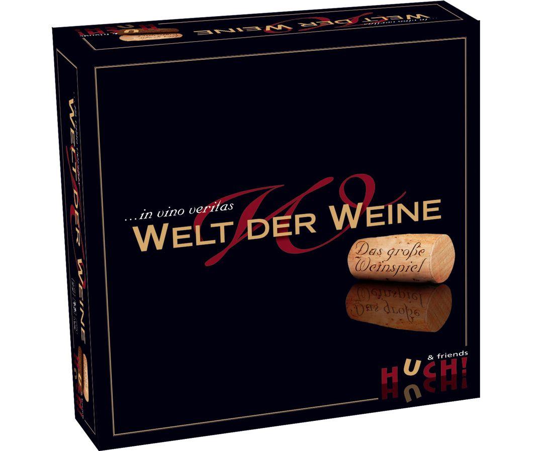 HUCH FRIENDS Huch! & friends Quizspiel, »Welt der Weine«