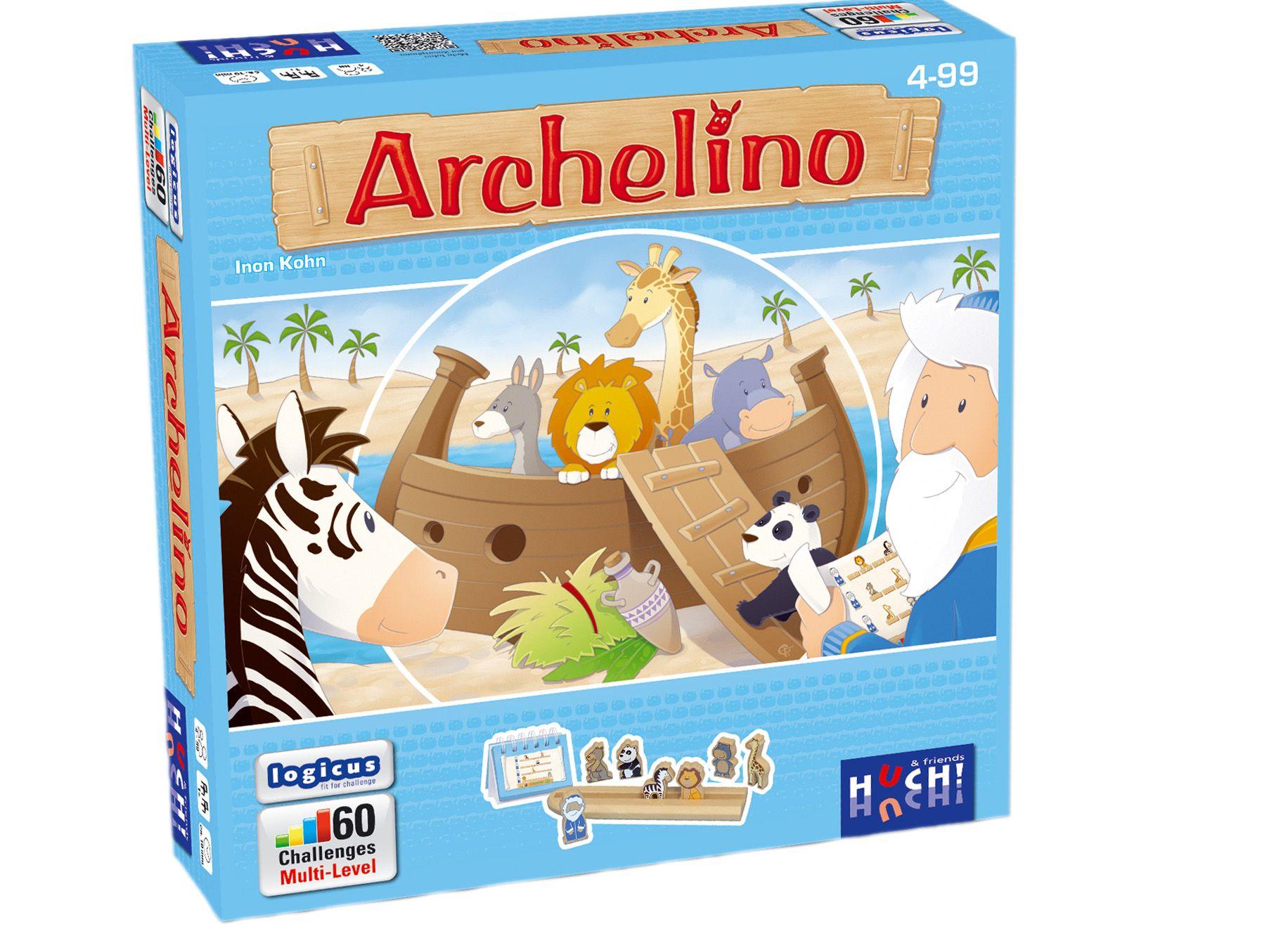 HUCH FRIENDS Huch! & friends Logikspiel, »Archelino«