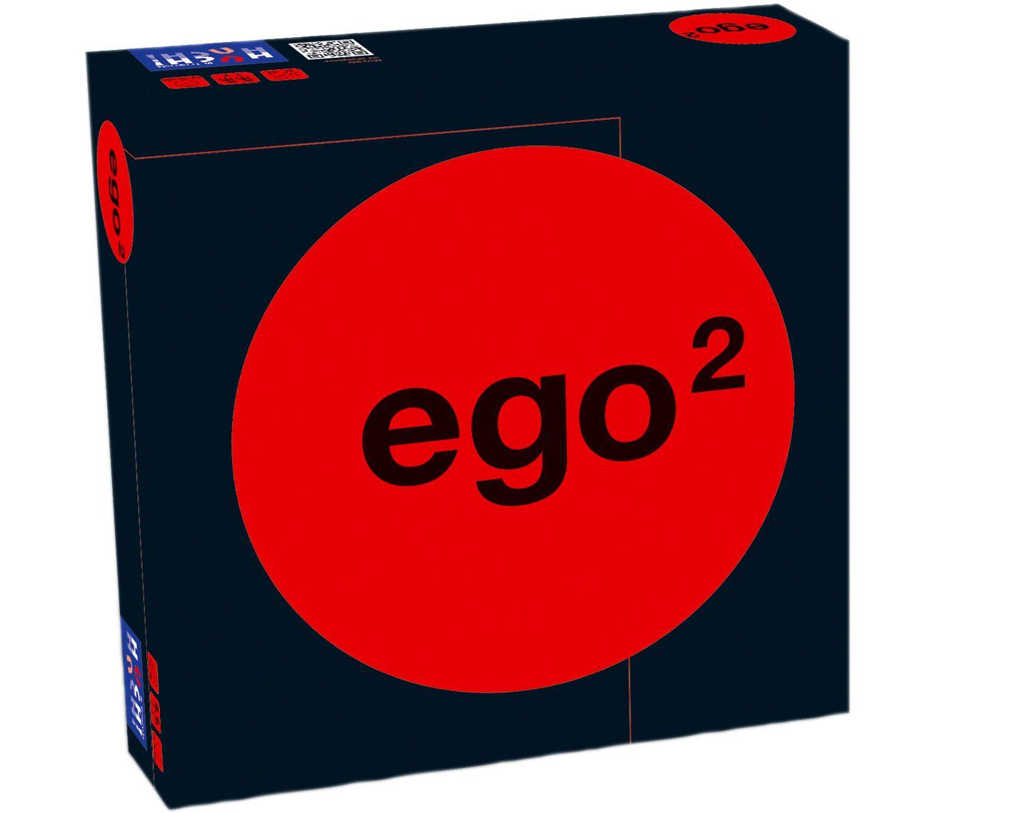 HUCH FRIENDS Huch! & friends Gesellschaftsspiel, »ego²«
