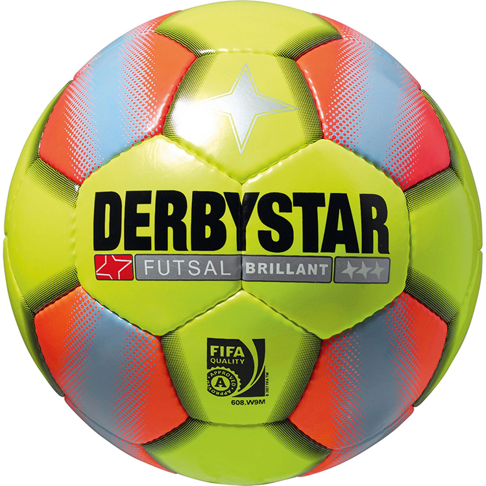 DERBYSTAR  Futsal Brillant Fußball