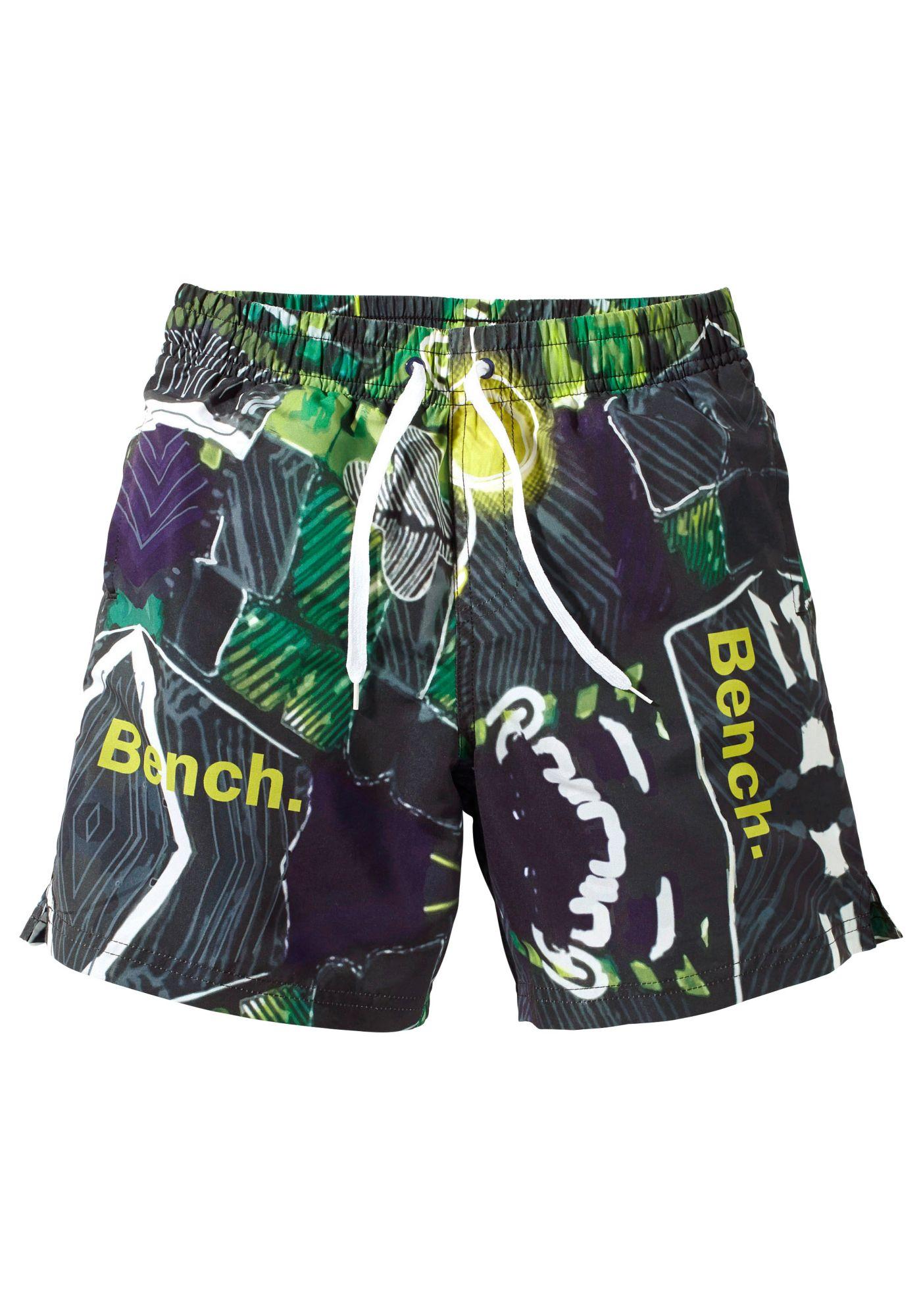 BENCH Badeshorts, Bench
