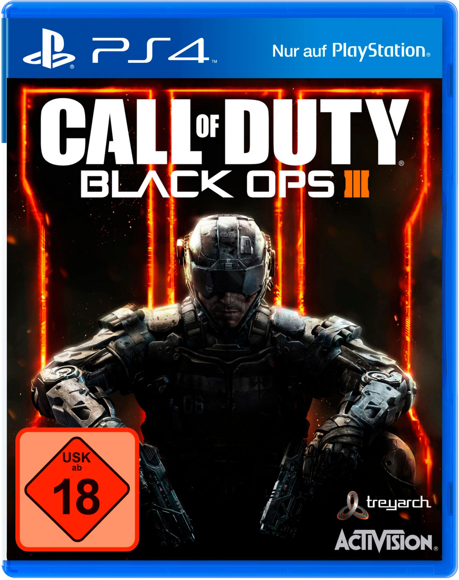 ACTIVISION Call of Duty: Black Ops 3 PlayStation 4
