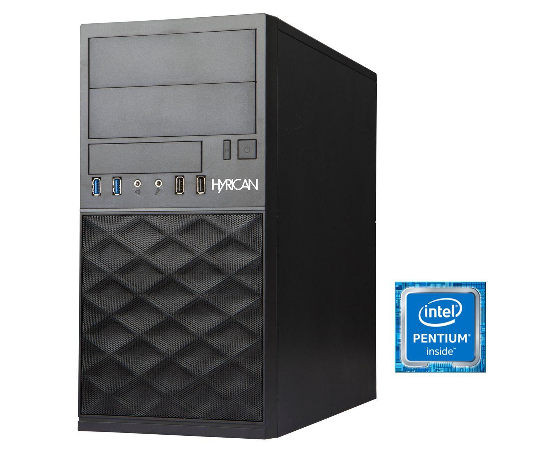 HYRICAN Hyrican Business PC  Intel® Pentium® G4400, 4GB RAM, 500GB HDD »Gigabyte Edition CTS00296«
