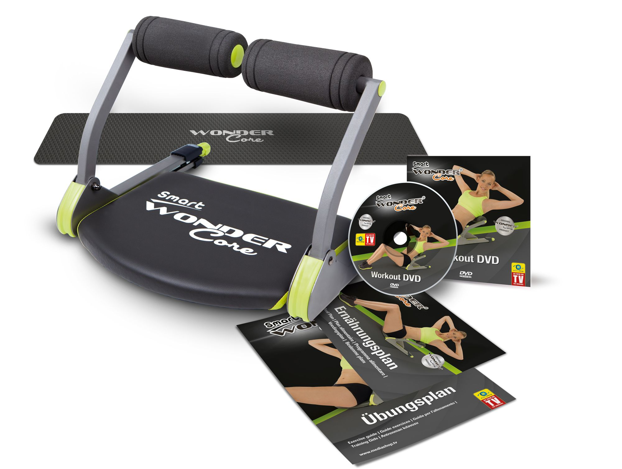 WONDERCORE SMART 6 in 1 Fitnessgerät, »Wonder Core Smart«