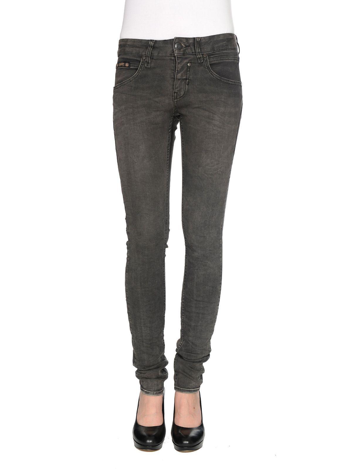 HERRLICHER Herrlicher Jeans »Touch Slim Denim Black Stretch«