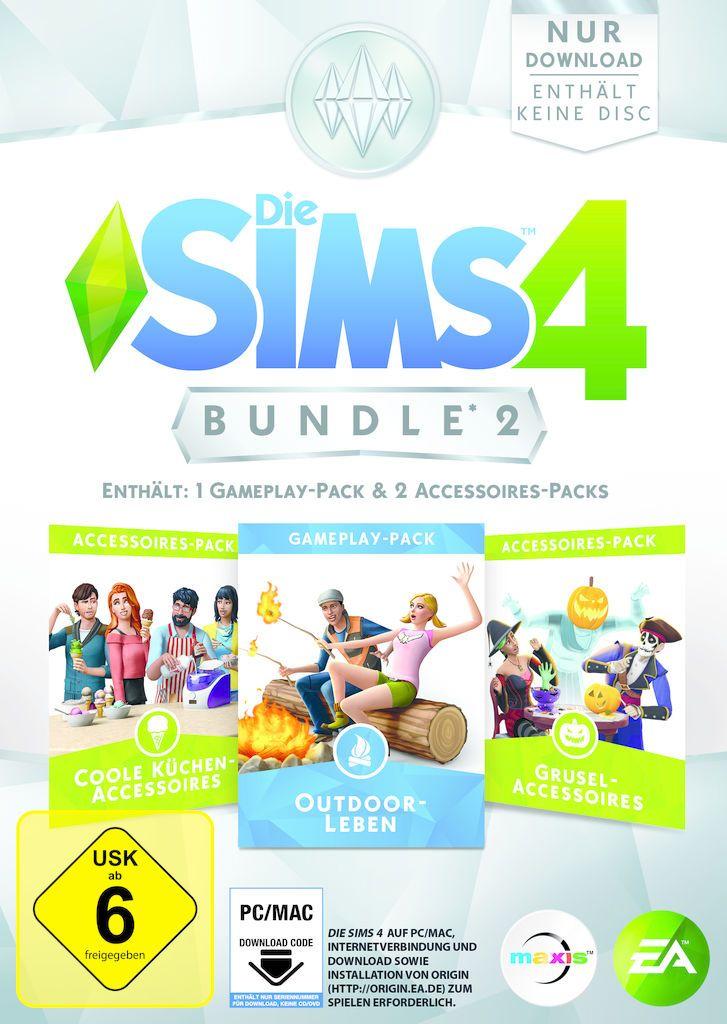ELECTRONIC ARTS Die Sims 4 DLC (PC Win) DE (Download)