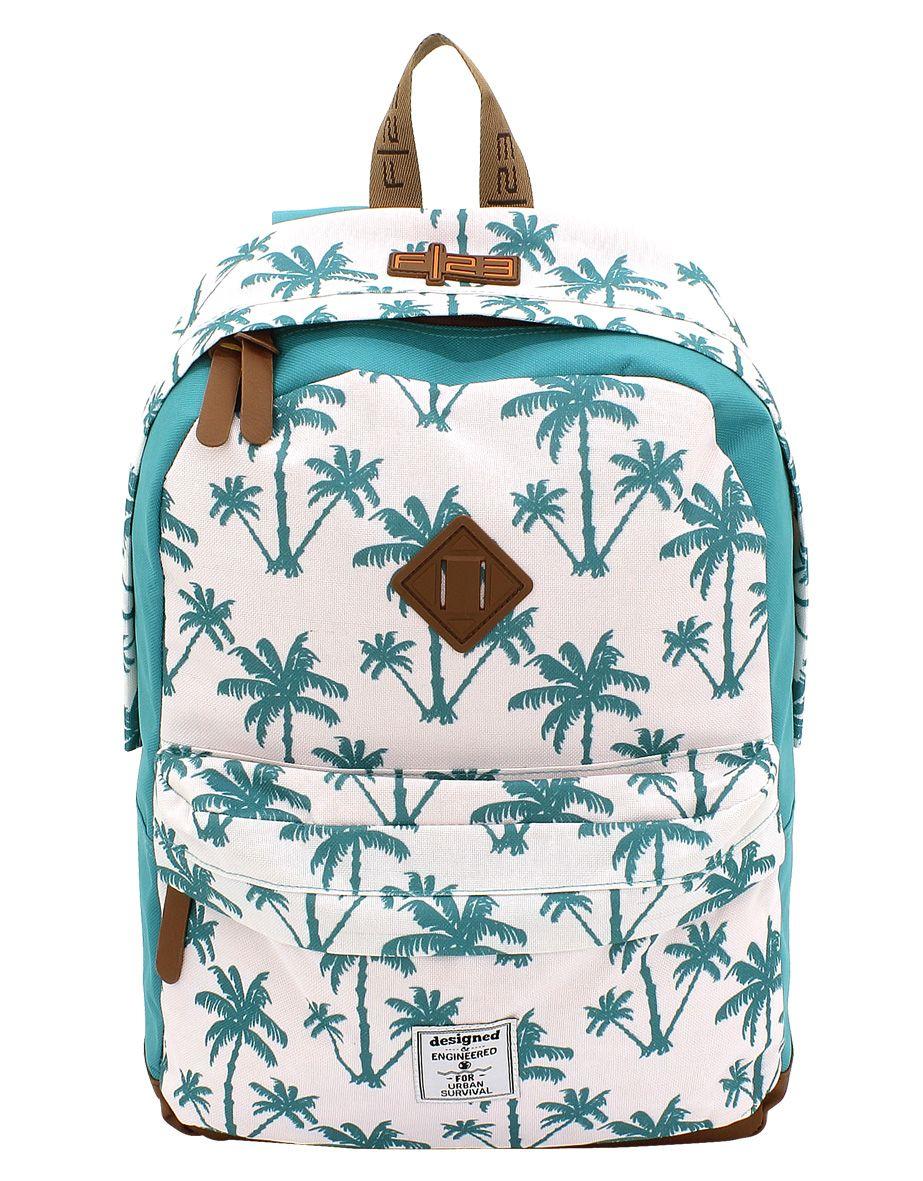 F23 ?, Rucksack mit Laptop- und Tabletfach, »Daypack Palm«