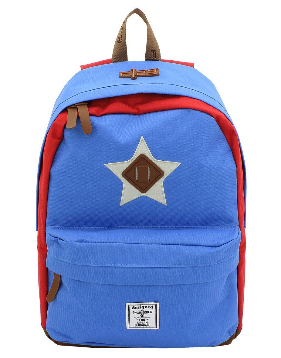 F23 ?, Rucksack mit Laptop- und Tabletfach, »Daypack Star«