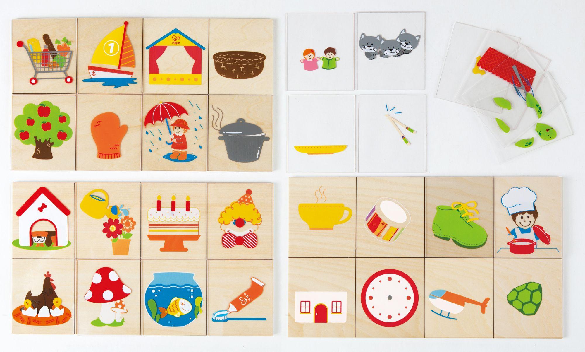 HAPE Hape Kartenspiel, »Combino« (27tlg.)