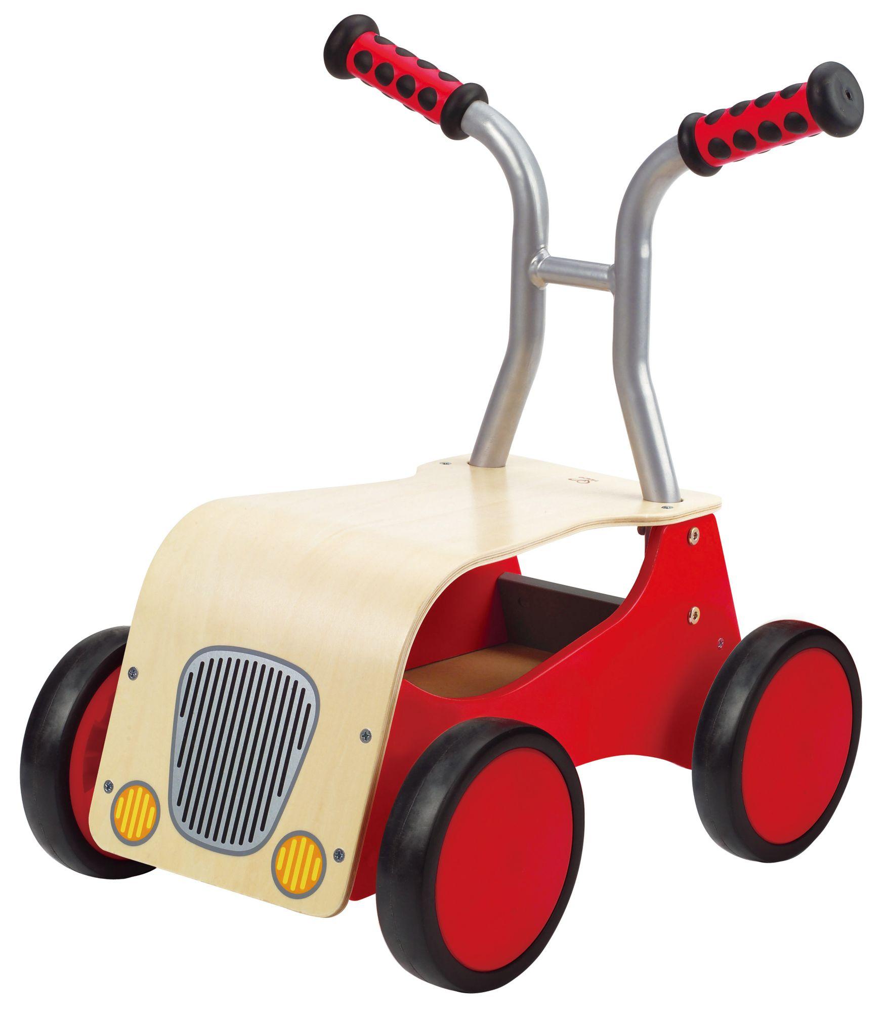 HAPE Hape Rutscher und Lauflernwagen, »Roter Raser«
