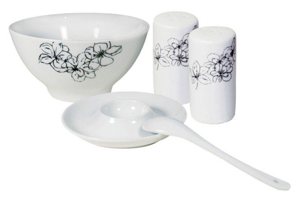 ARTE VIVA  Frühstücksservice, Porzellan, design I love®, »TOSCA« (20-teilig)