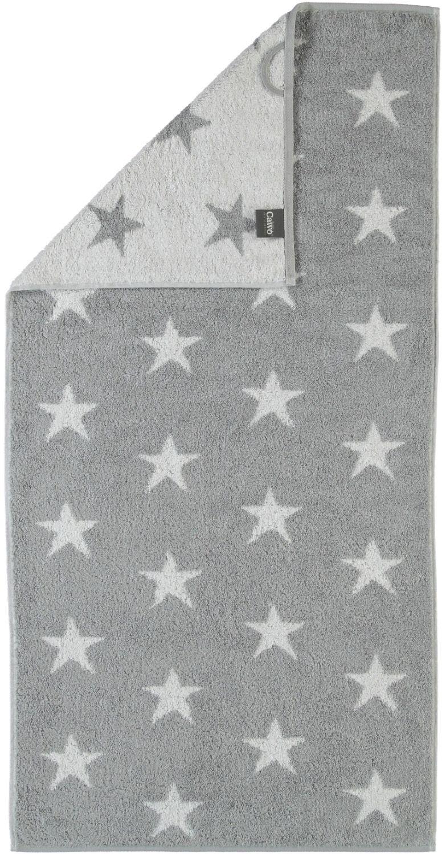 CAWÖ Badetuch, Cawö, »Stars Small«, mit Wendeseite