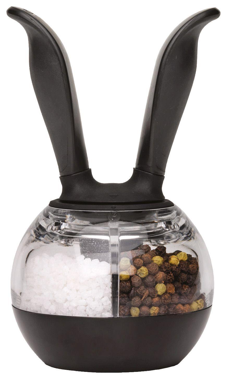 CHEFN chef´n Duo-Salz- und Pfeffermühle, »Dual PepperBall«