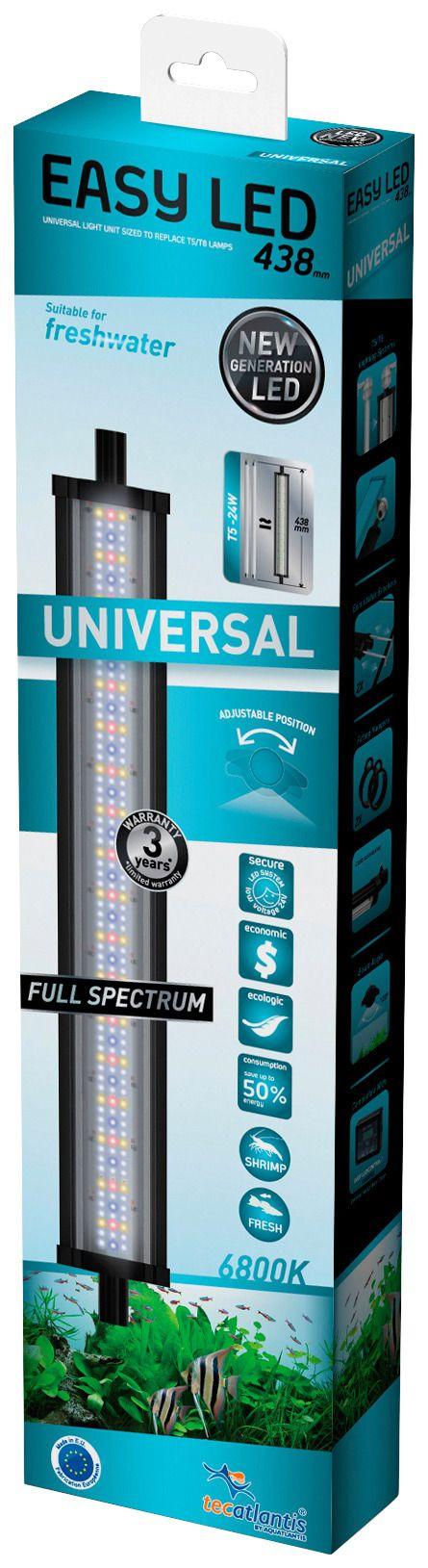 AQUATLANTIS LED-Beleuchtung »Easy LED Universal Süßwasser«