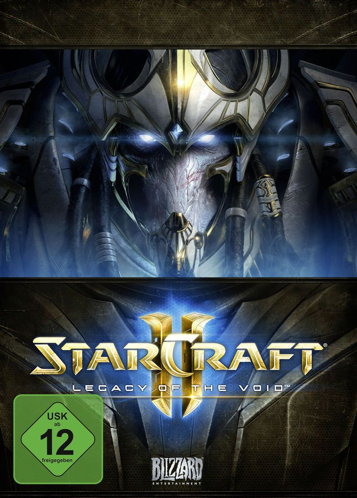 BLIZZARD Blizzard PC - Spiel »Starcraft 2 - Legacy of the Void«