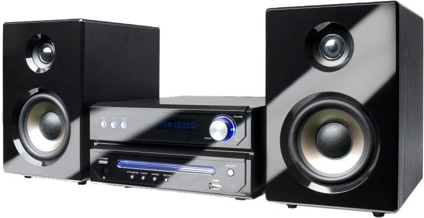 DUAL Dual MS 110 CD Minianlage, RDS, 1x USB