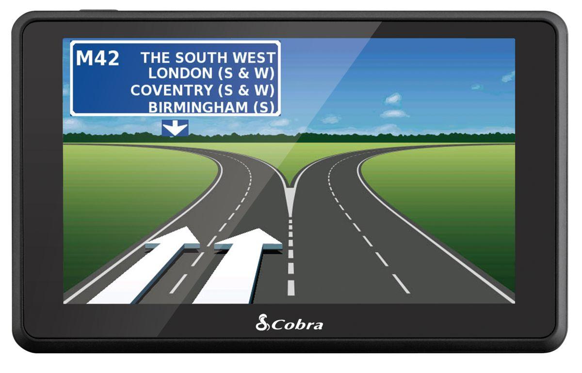 COBRA Cobra LKW-Navigationsgerät »Truckmate C6500«