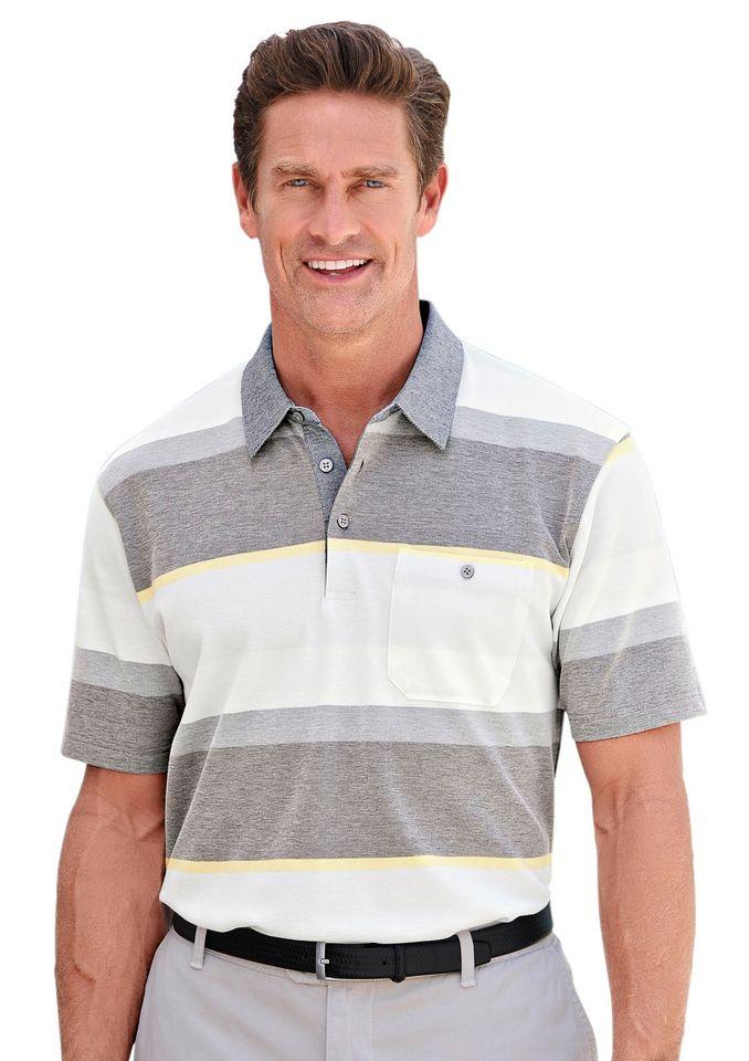 HAJO Hajo Poloshirt in »stay fresh«-Qualität