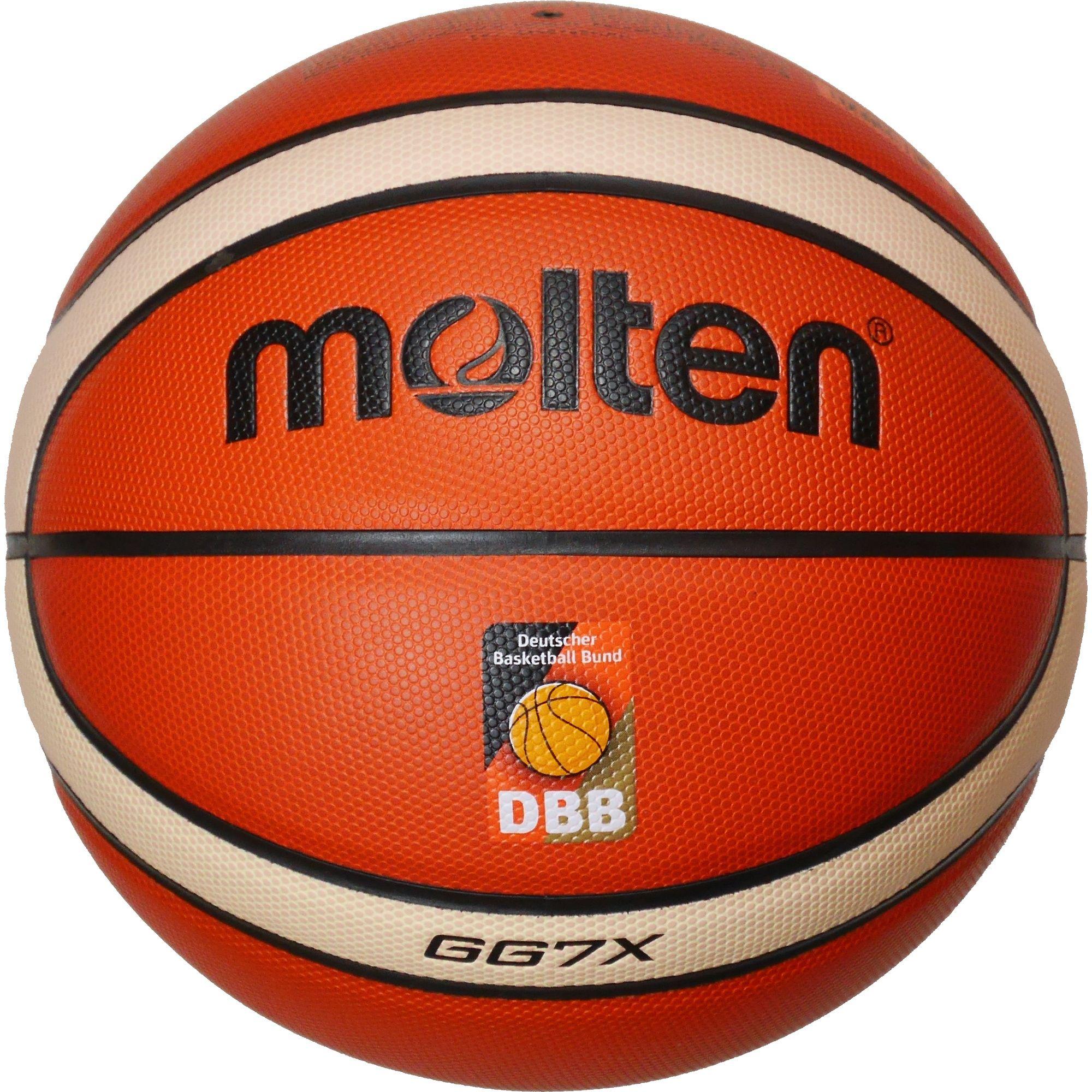MOLTEN Molten BGG7X DBB Basketball