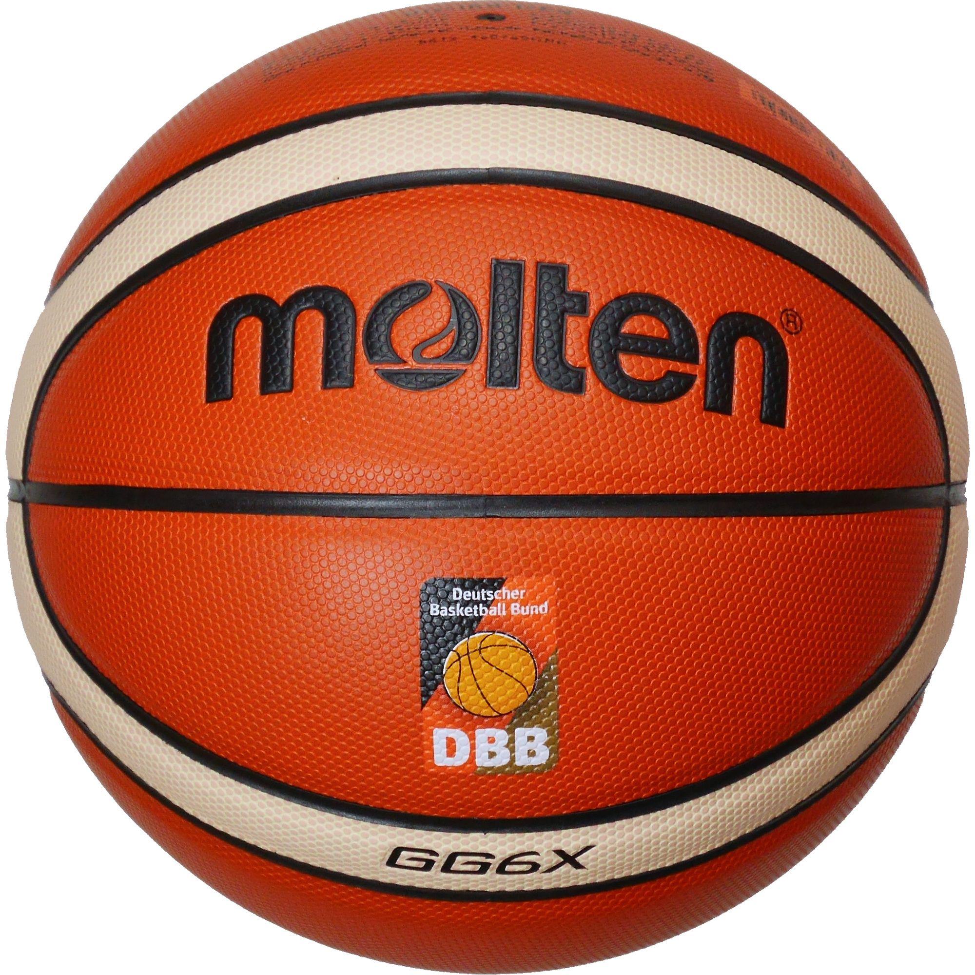 MOLTEN Molten BGG6X DBB Basketball
