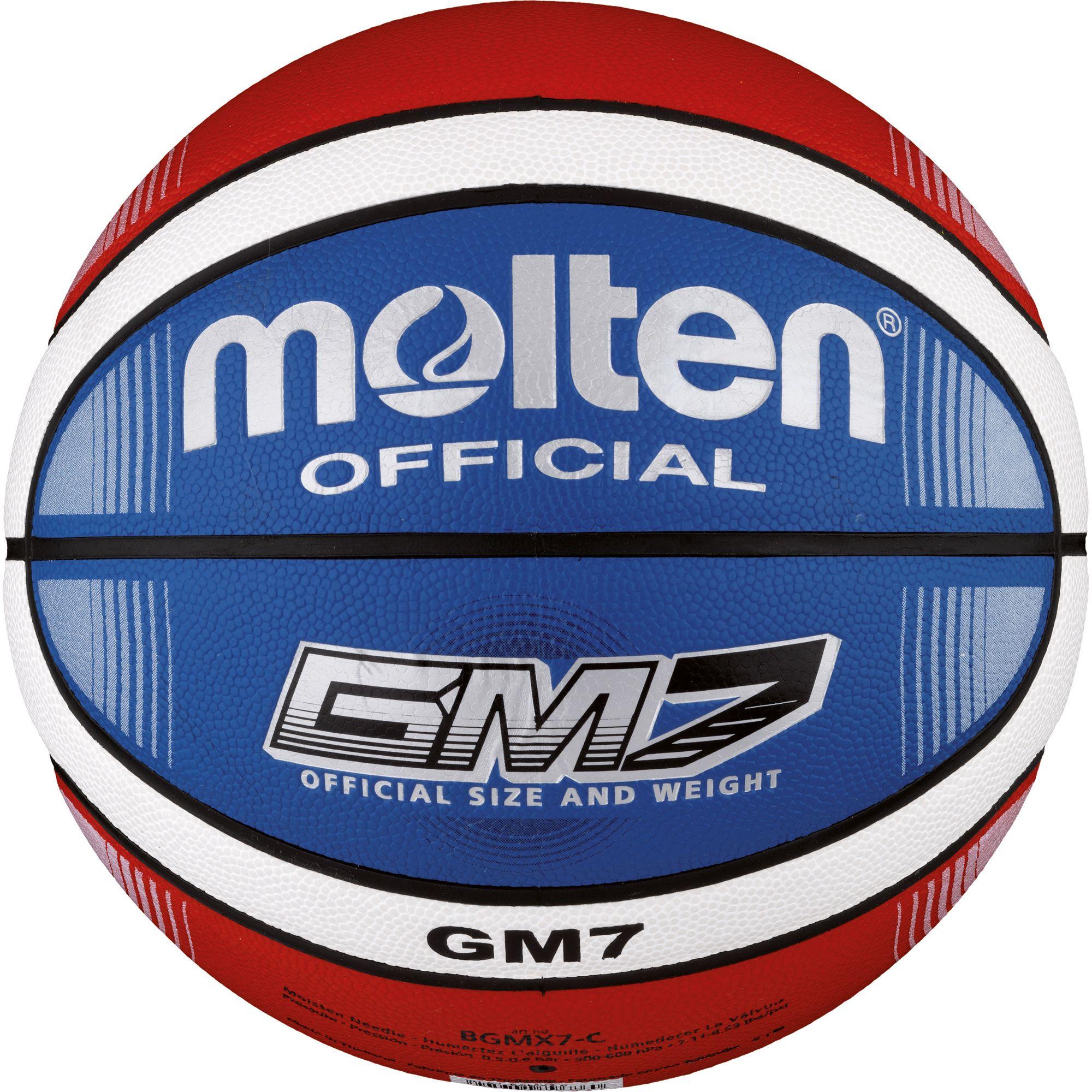 MOLTEN Molten BGM7X-C Basketball