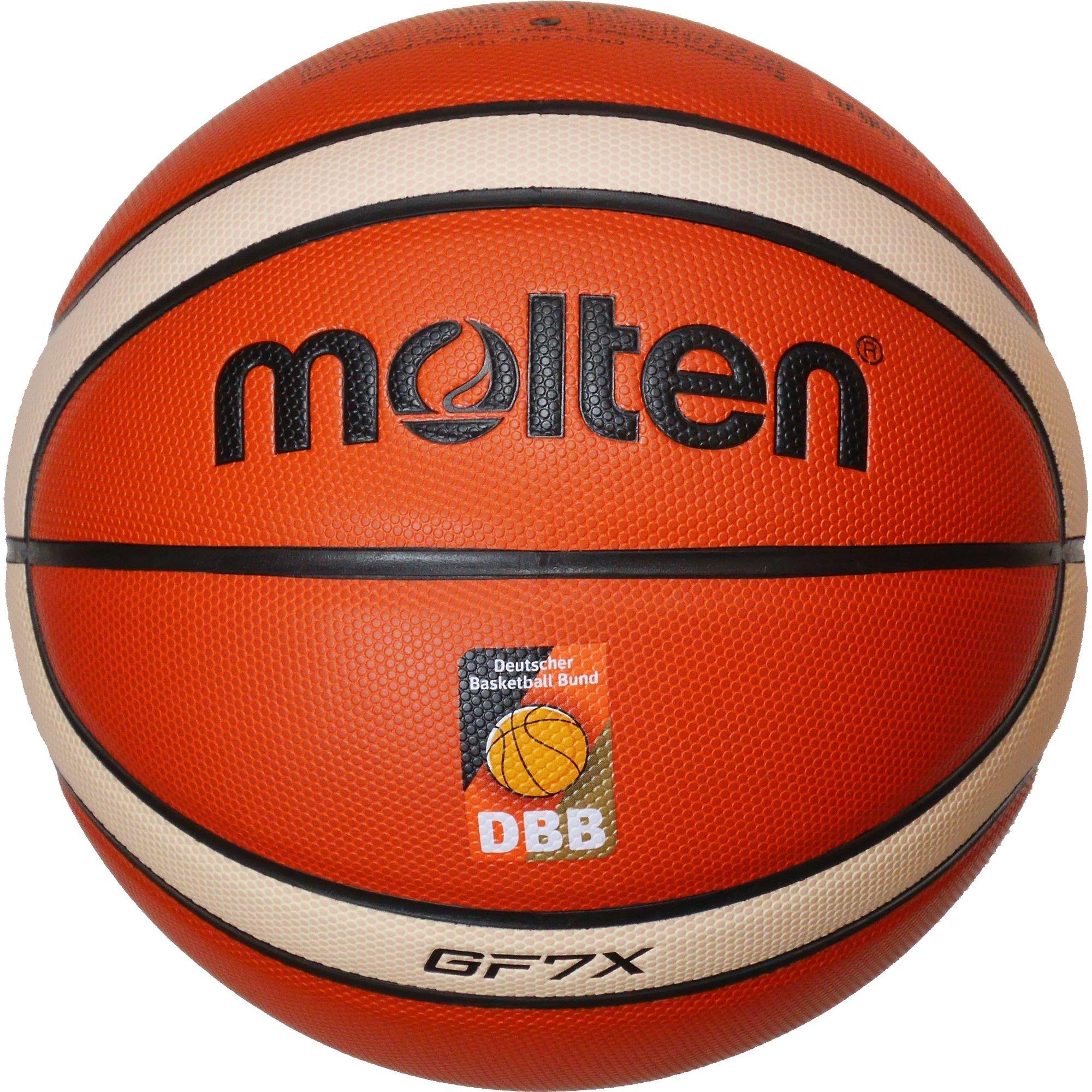 MOLTEN Molten BGF7X DBB Basketball