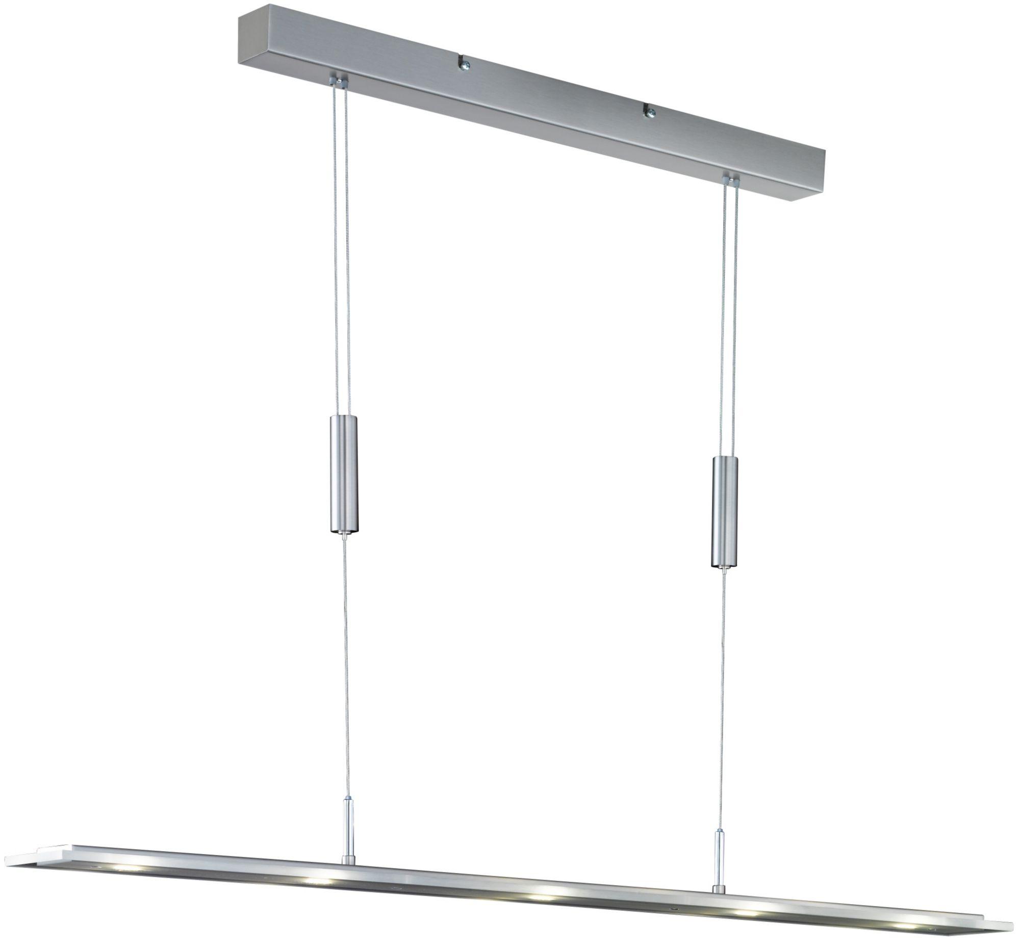 HONSEL LEUCHTEN Honsel Leuchten LED-Pendelleuchte, 5flg., »LAPIS«