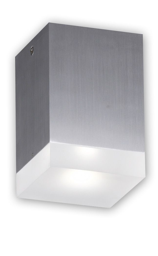 HONSEL LEUCHTEN Honsel Leuchten LED-Deckenleuchte, 1flg., »TETRA«