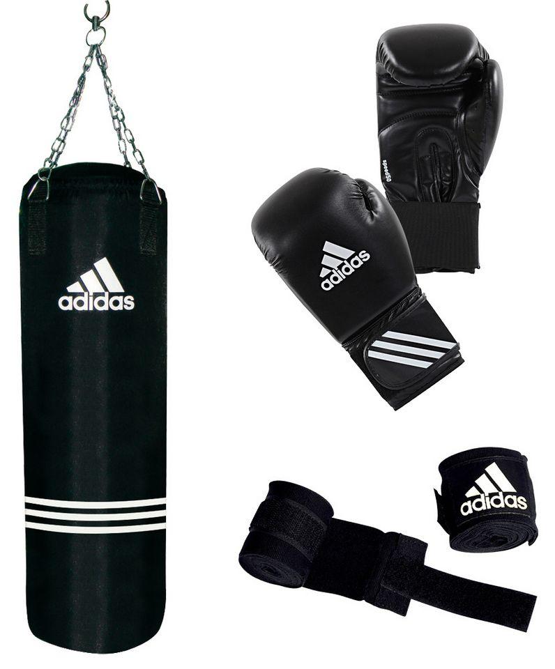 ADIDAS PERFORMANCE adidas Performance Set: Boxsack und Boxhandschuhe, »Performance Boxing Set«