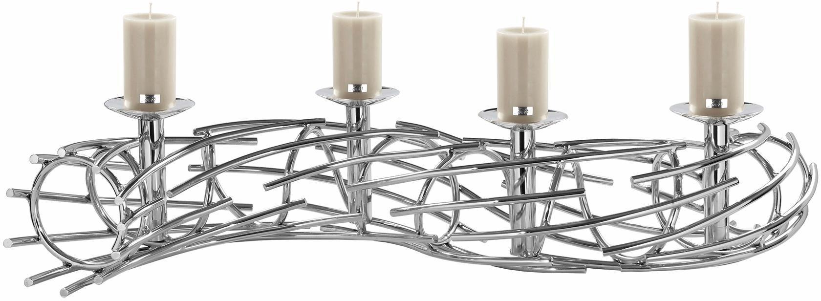 FINK Fink Kerzenständer »CORONA« 4-flammig