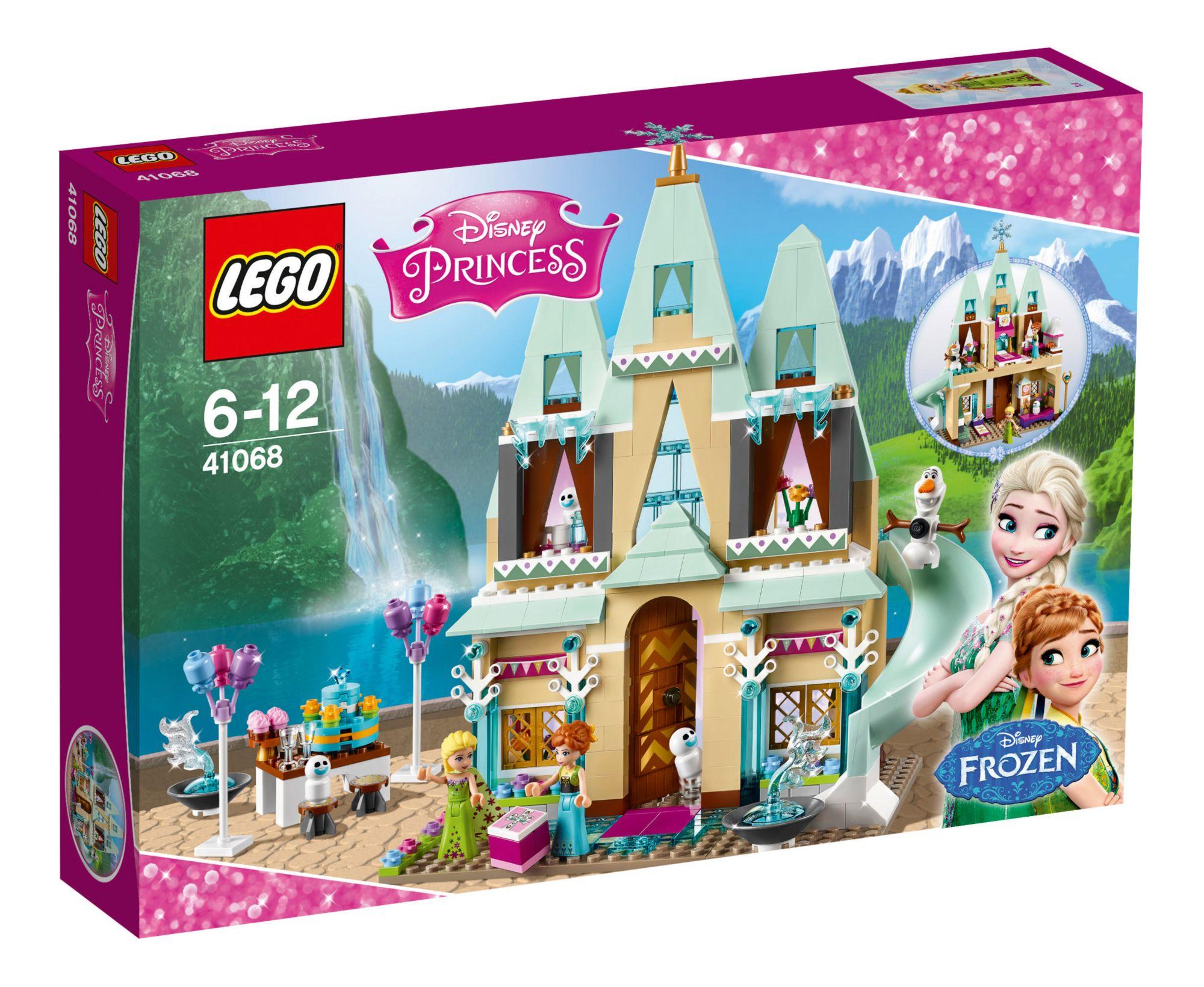 LEGO® 41068 Disney Princess Fest im großen Schloss von Arendelle, Konstruktionsspielzeug