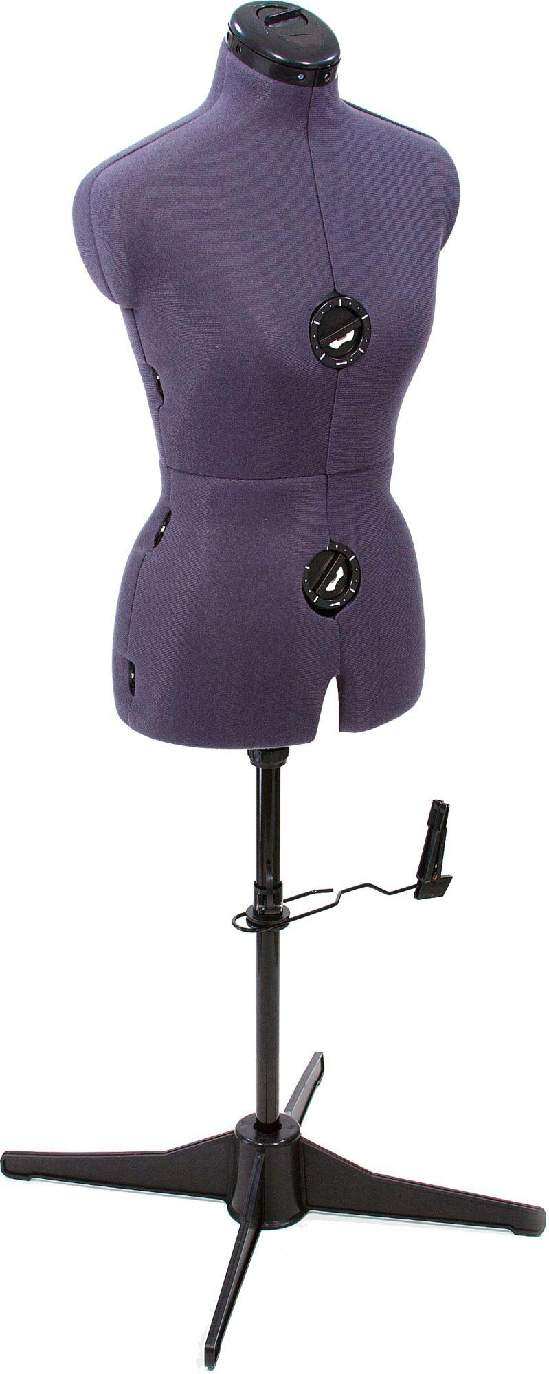 CLARIE Clarie Schneiderbüste Tailormaid Größe B purple