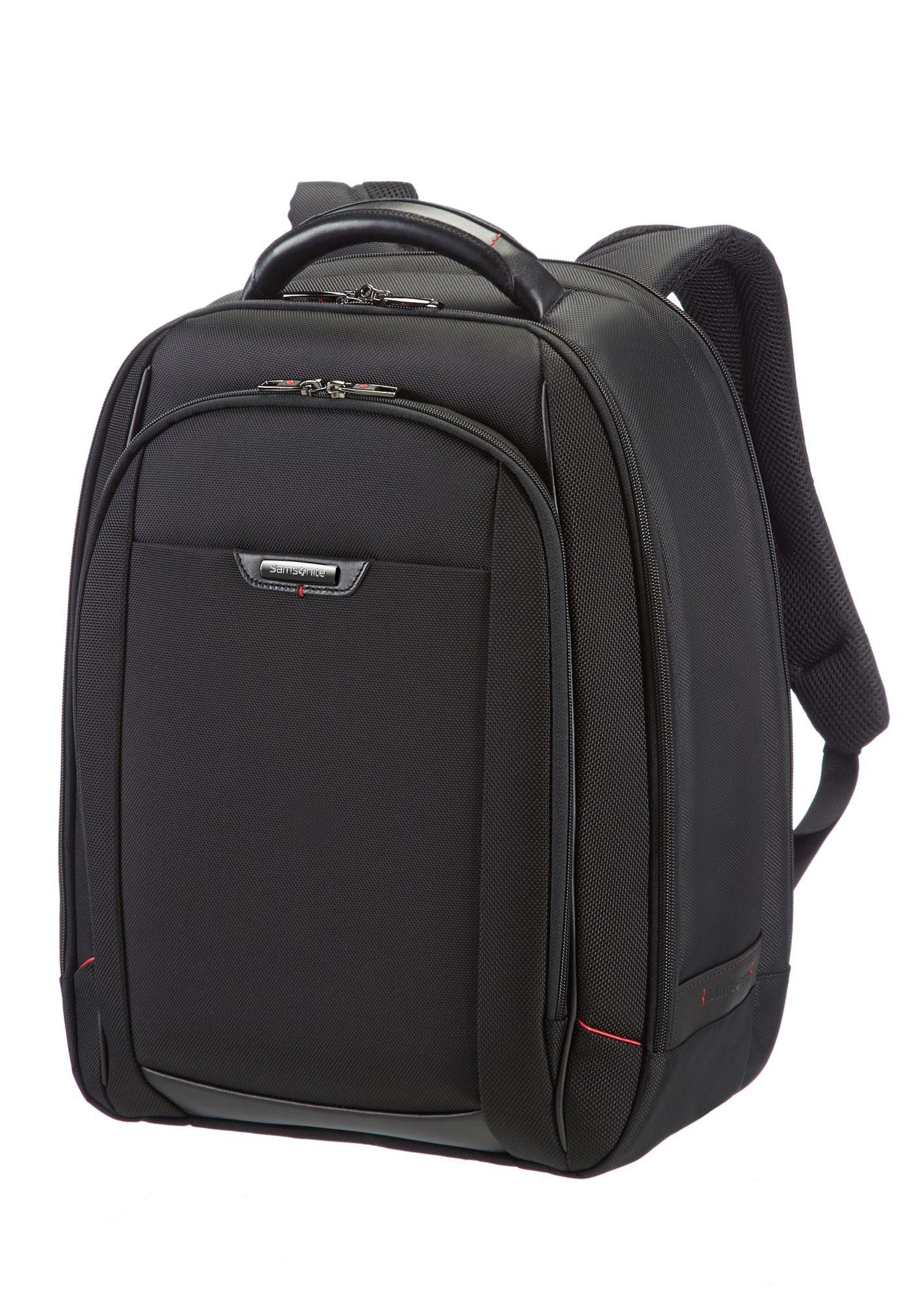 SAMSONITE Pro-DLX 4 Business Rucksack 48 cm Laptopfach Samsonite black