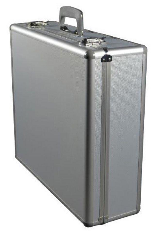 Alumaxx® Multifunktionskoffer aus Aluminium, »Stratos V«