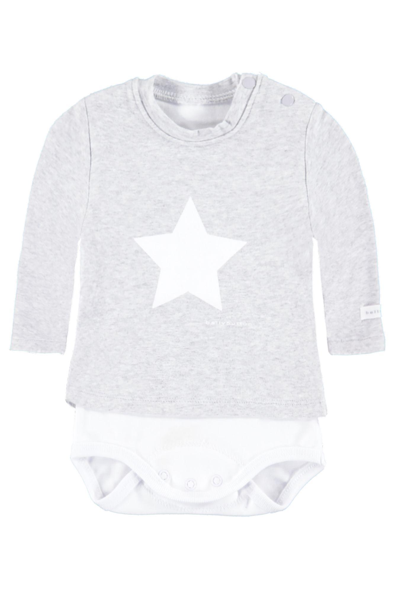 BELLYBUTTON  2in 1 Body »mit Shirt, mit Stern«